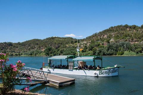 El Llagut i les Coves Meravelles, proposta turística de Benifallet